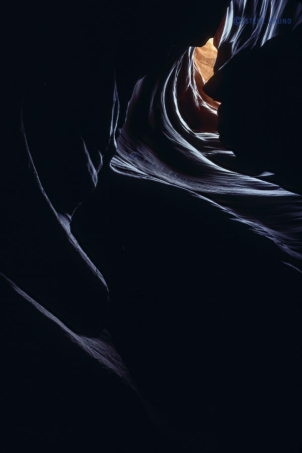 Slot Canyon-Steve Bruno