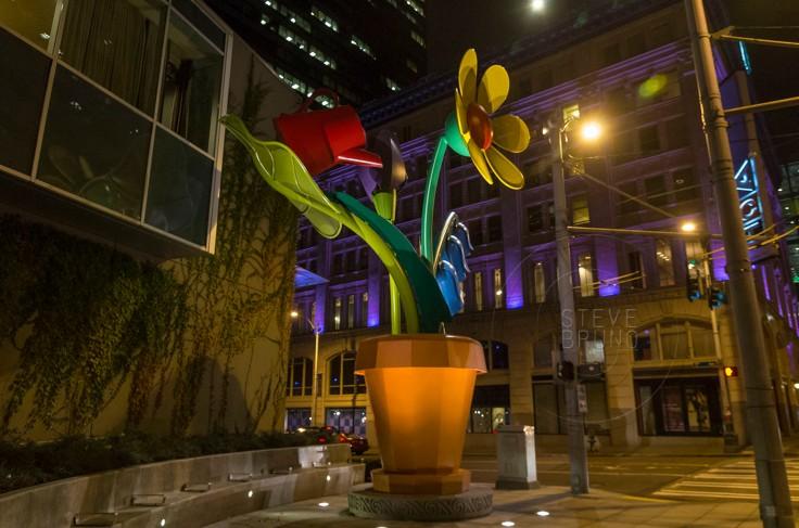 Seattle Flowerpot