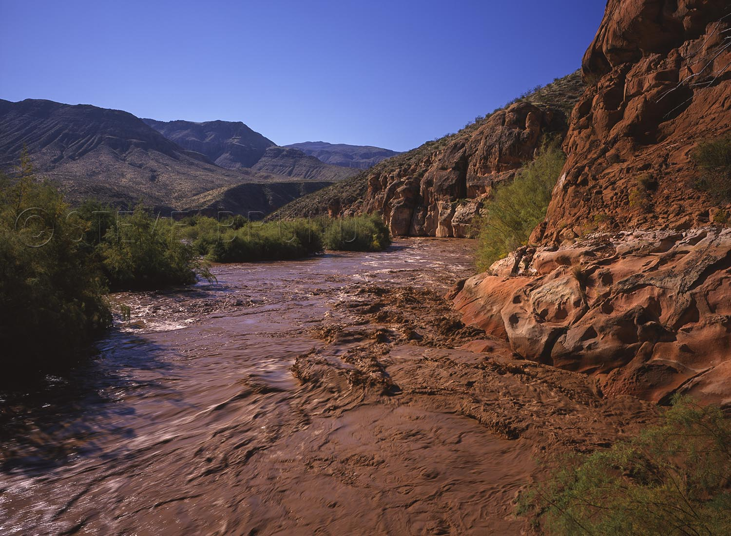 Virgin River Flood-Steve Bruno