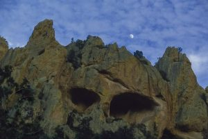 Cave Creek Canyon, Chiricahua Mountains, Arizona