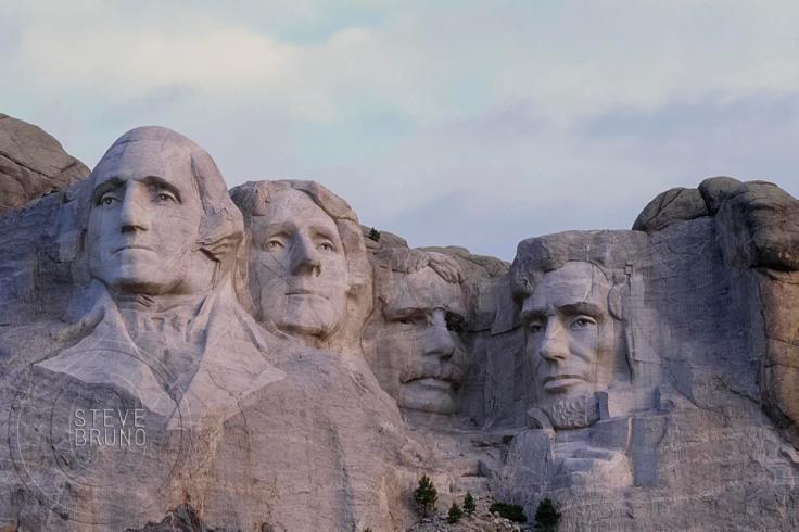 Mount Rushmore-Steve Bruno