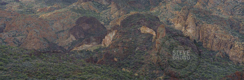 Boulder Canyon, Superstition Mountains, Arizona