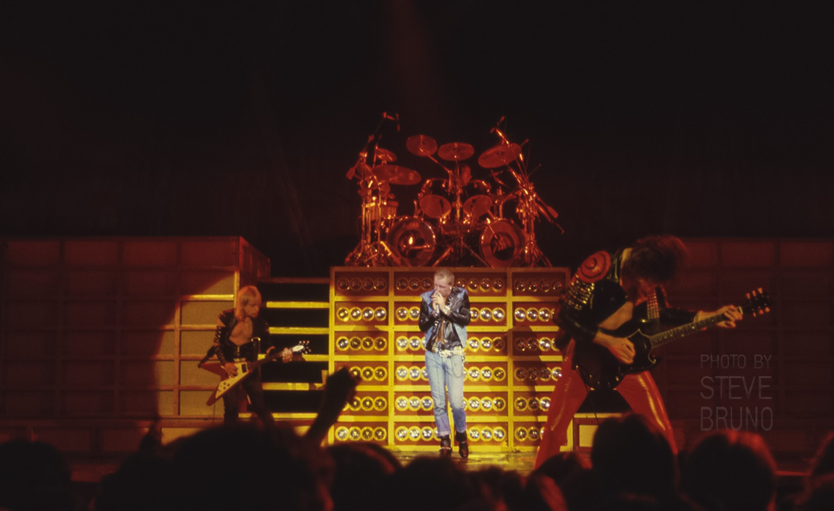 Judas Priest in concert