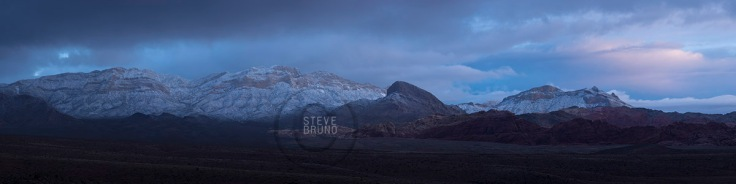 Red Rock 01 - Steve Bruno