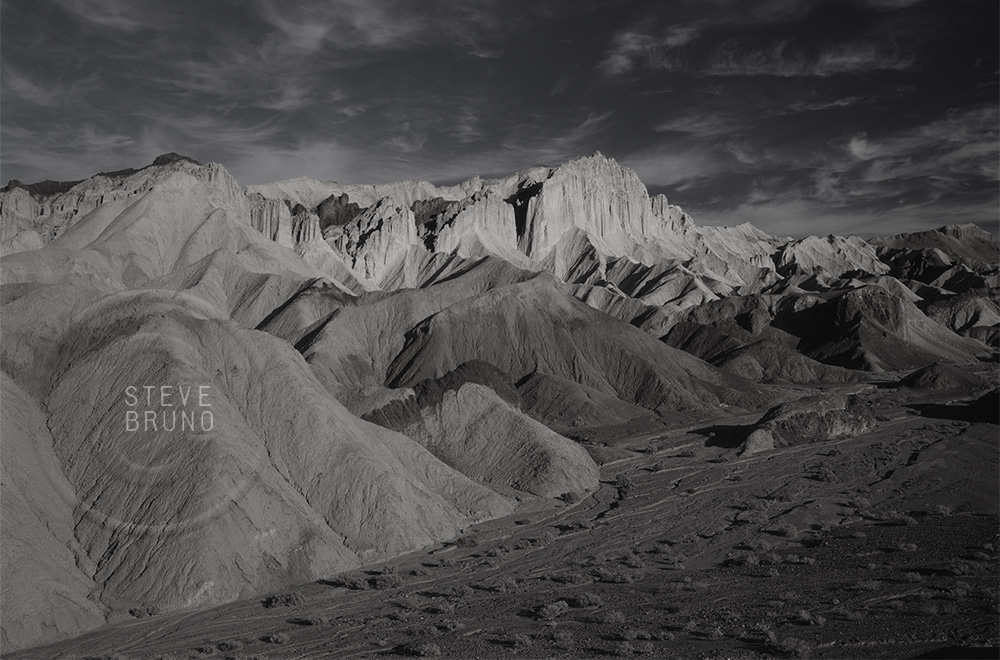 Golden Canyon, Death Valley, National Park