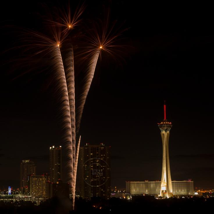 Fireworks Las Vegas 2015 - Steve Bruno - gottatakemorepix