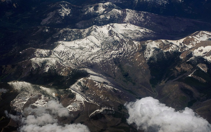 Window Seat over Montana - Rocky Mountains - Steve Bruno - gottatakemorepix