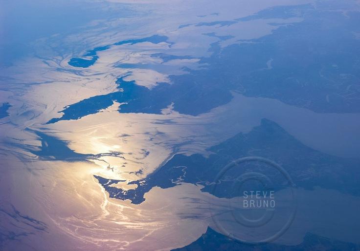 Cheasapeake Bay Aerial - Steve Bruno
