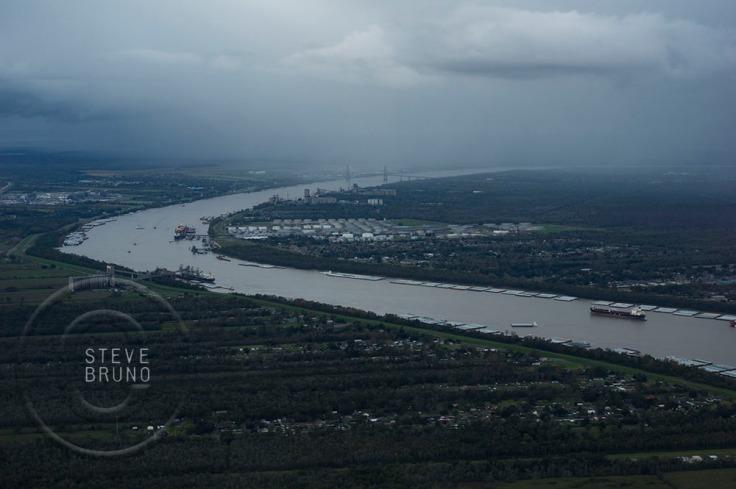 Mississippi River, New Orleans, Steve Bruno