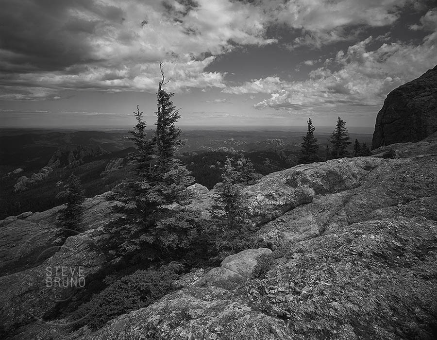 Harney Peak, South Dakota by Steve Bruno