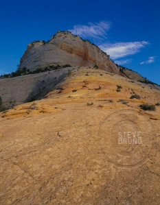 Zion National Park, Utah - eastern cliffs - Steve Bruno - gottatakemorepix
