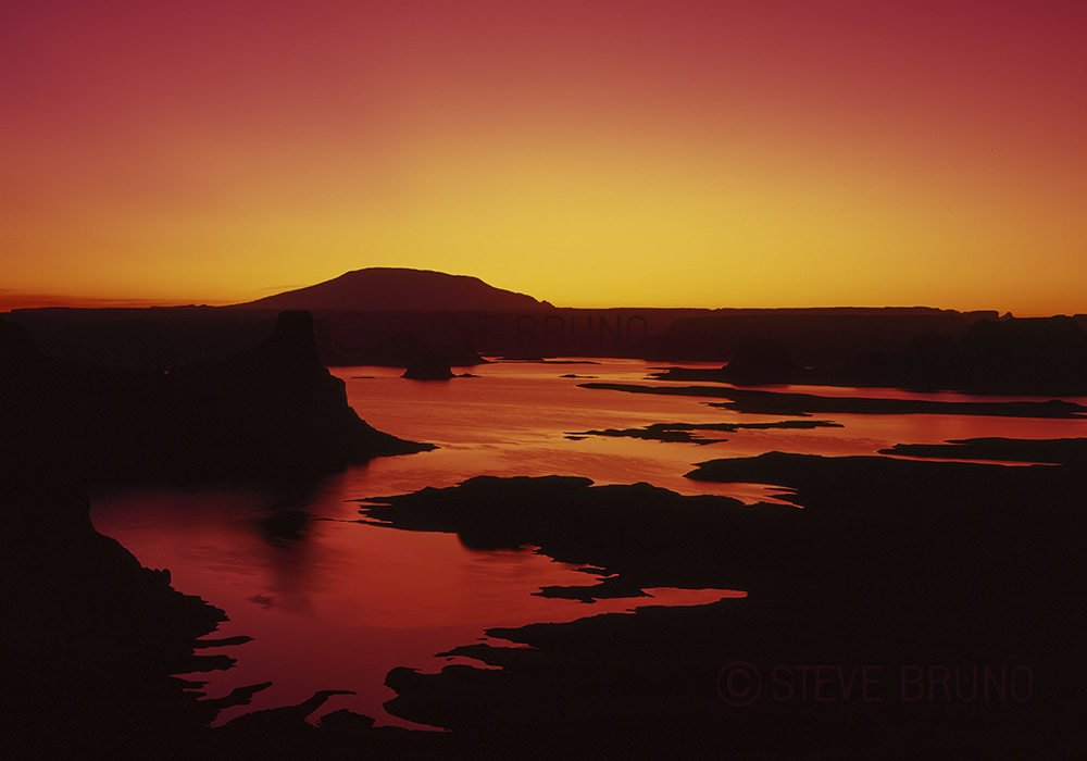 Lake Powell, Utah, shoreline, sunrise, Steve Bruno , gottatakemorepix