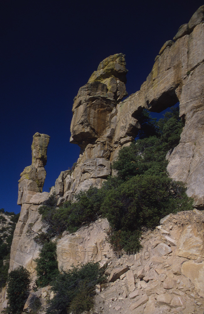 Mount Lemmon, Tucson, Arizona, rock formations, Steve Bruno, gottatakemorepix