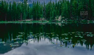 Rocky Mountain National Park, Colorado - lake reflections - Steve Bruno - gottatakemorepix