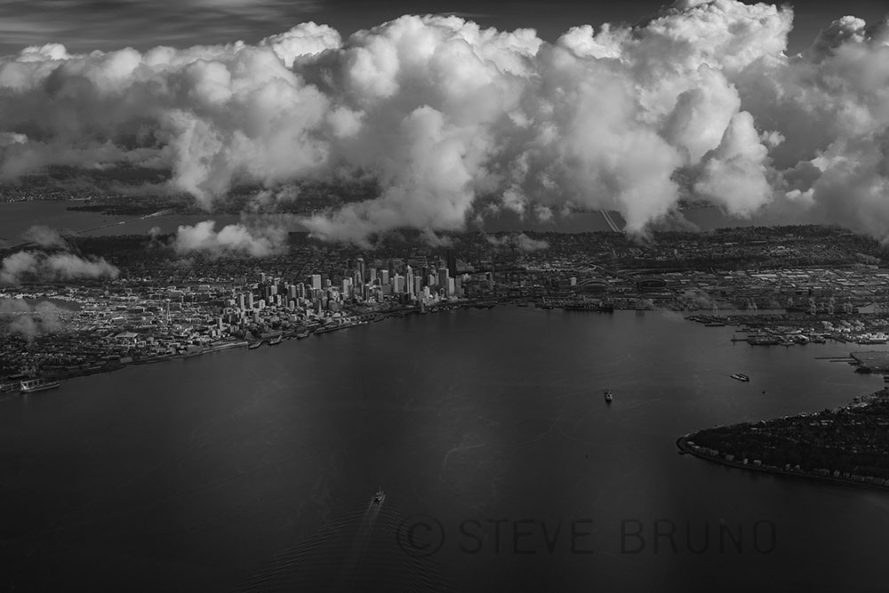 Seattle, Washington, Steve Bruno