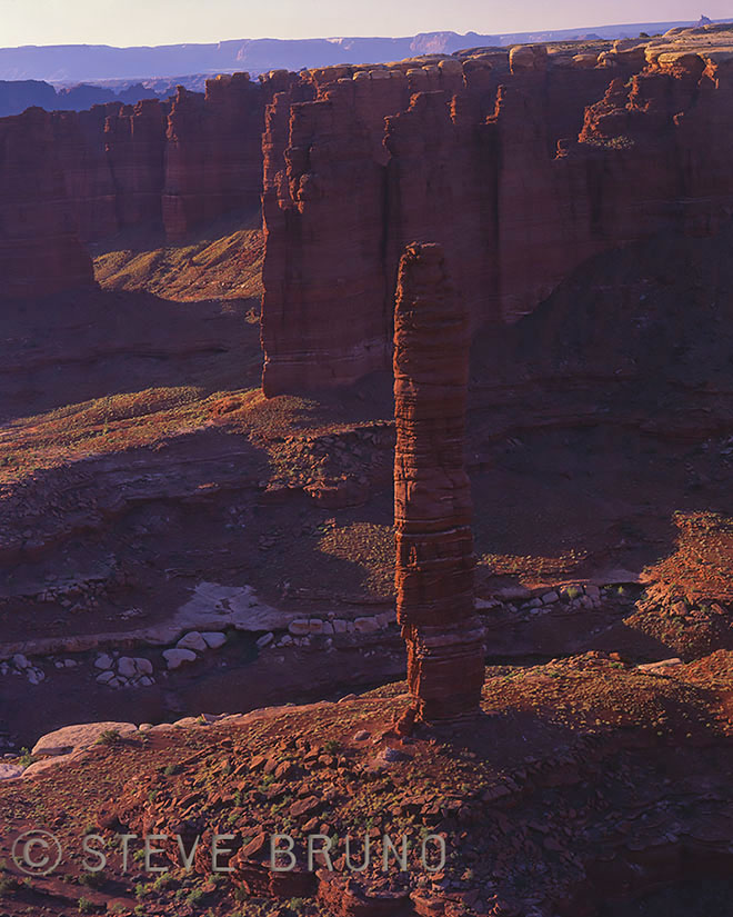 White Rim, Canyonlands National Park, Utah, Steve Bruno