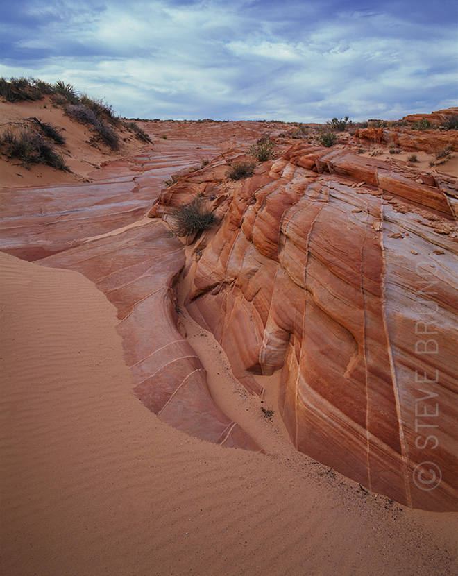 Sandstone patterns, Valley Of Fire, State Park, Nevada, Steve Bruno, gottatakemorepix