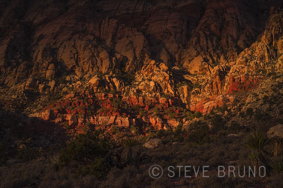 sunrise, Red Rock Canyon, Las Vegas, Nevada, gottatakemorepix