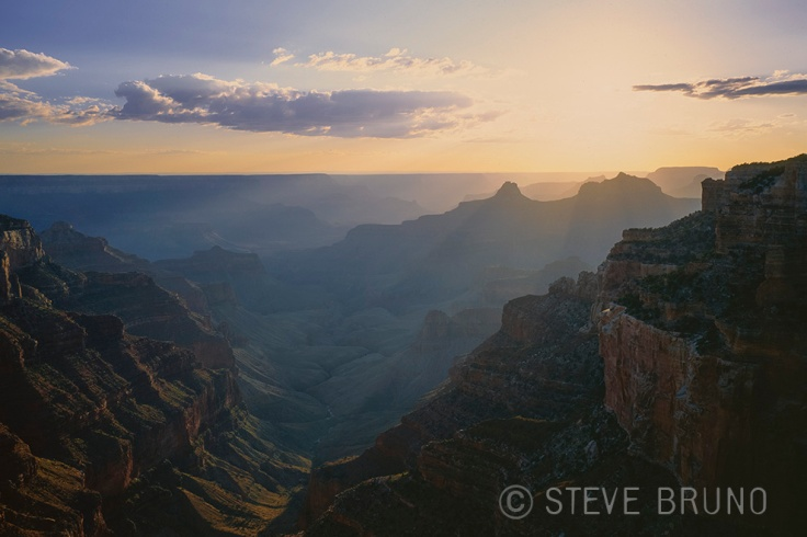 sunset, grand canyon, national parks, arizona, gottatakemorepix, steve bruno