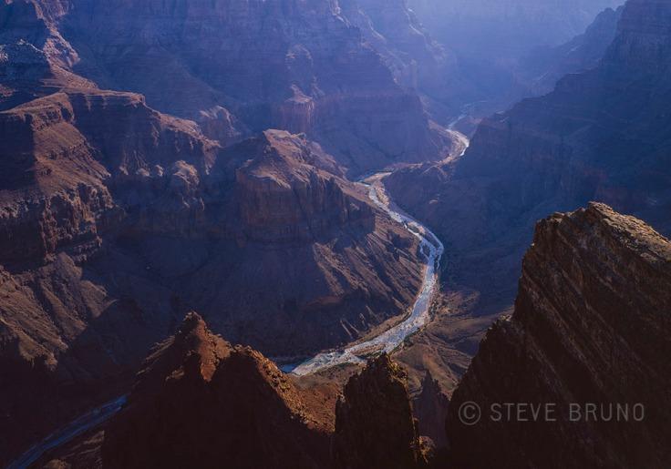 confluence, Grand Canyon, Arizona, Little Colorado River