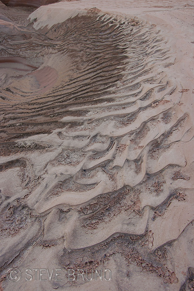 Valley Of Fire, wave, sand, abstract, Steve Bruno