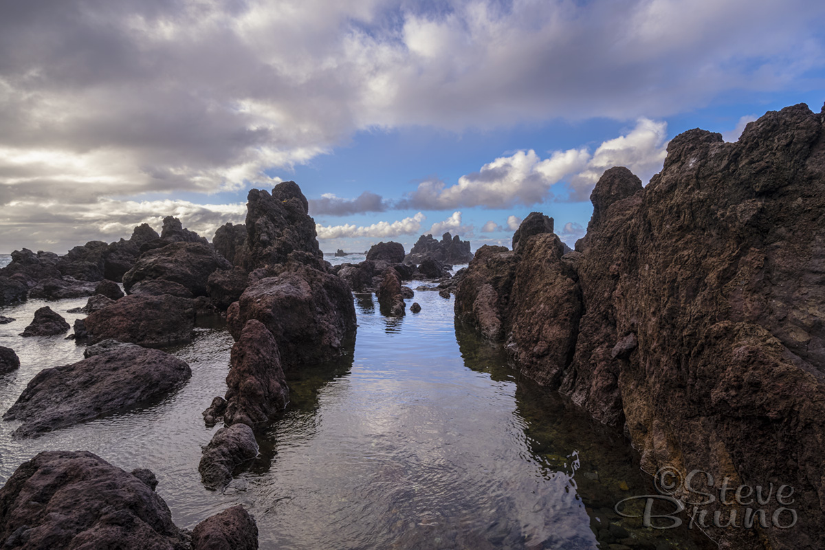 Hawaii, Pacific Ocean, tidal pool, Steve Bruno