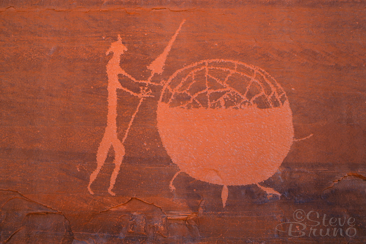 petroglyph, Arizona, Four Corners, climate change, Steve Bruno Photography