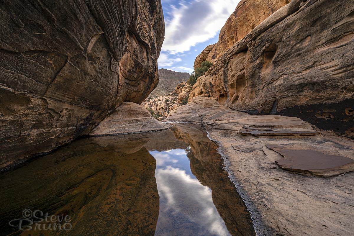 red rock canyon, nevada, las vegas, rain, hiking, fine art, Steve Bruno
