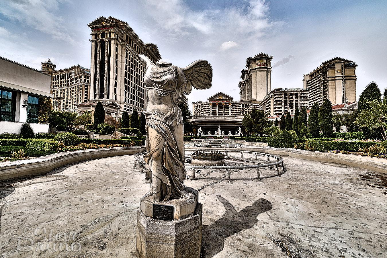 Caesar's Palace, quarantine, Las Vegas, Steve Bruno