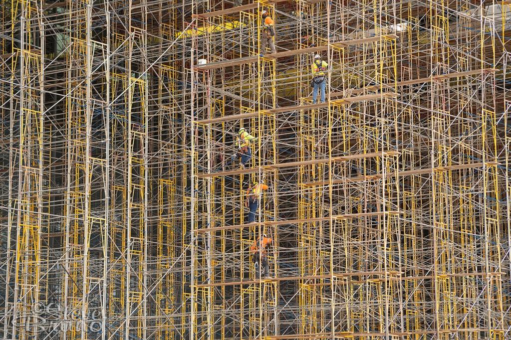 construction, Las Vegas