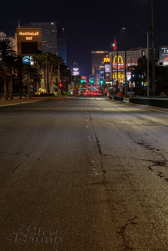 quarantine, Las Vegas Blvd, Steve Bruno