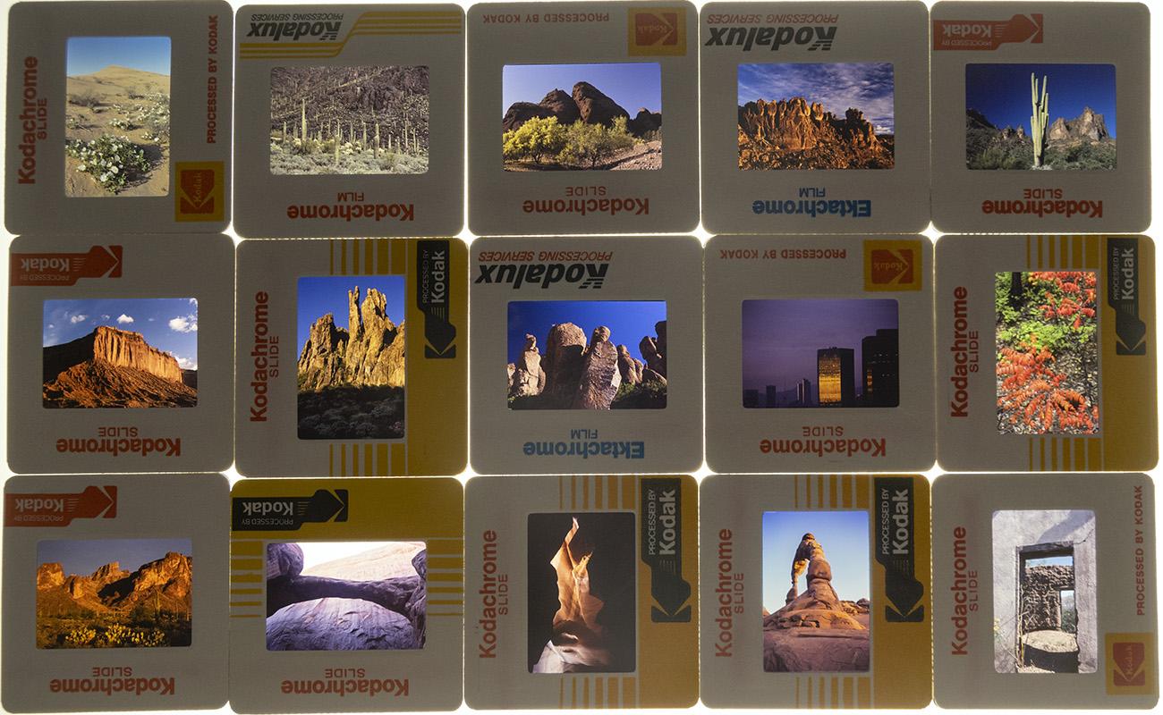 lightbox, slides, 35mm
