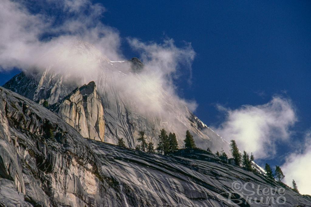 Half Dome, Yosemite, California, National Parks, Steve Bruno
