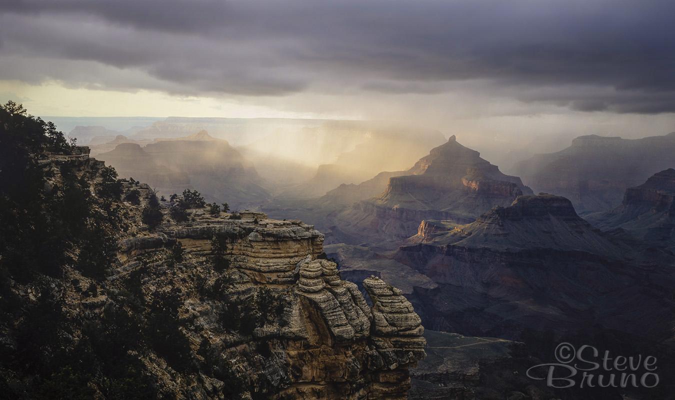 Grand Canyon, sunset, Arizona Highways, Steve Bruno Photography